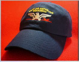384th Air Refueling Squadron hat