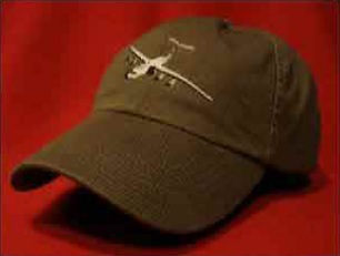 C-141 Starlifter ball cap hat