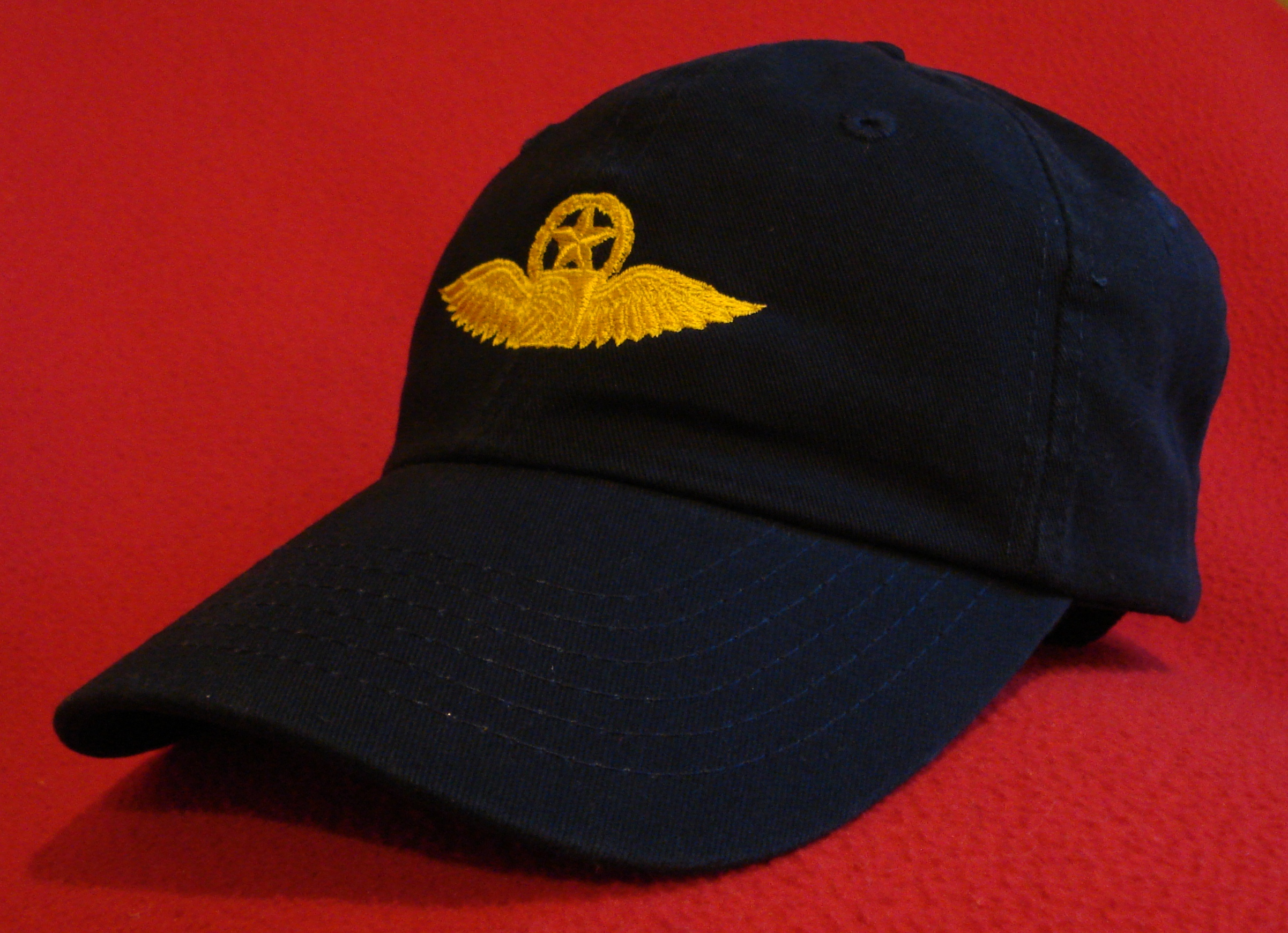 Pilot Ball Caps Sells Quality Continental Airlines Pilot