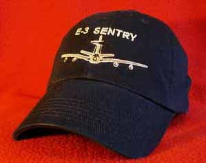 E-3 Sentry AWACS ball cap