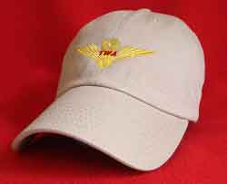 Trans World Airlines pilot wings hat