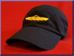 United Airlines Pilot Wings hat