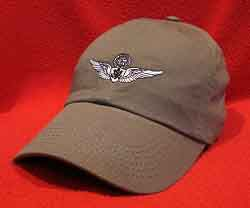 Army Master Aircrew wings hat