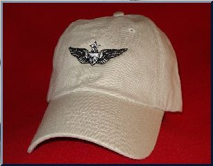 Army Senior Aviator Pilot Wings ball cap
