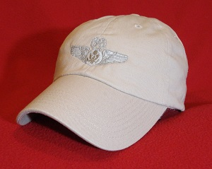 USAF Chief Aircrew wings hat