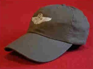 Air Force Command Pilot wings hat