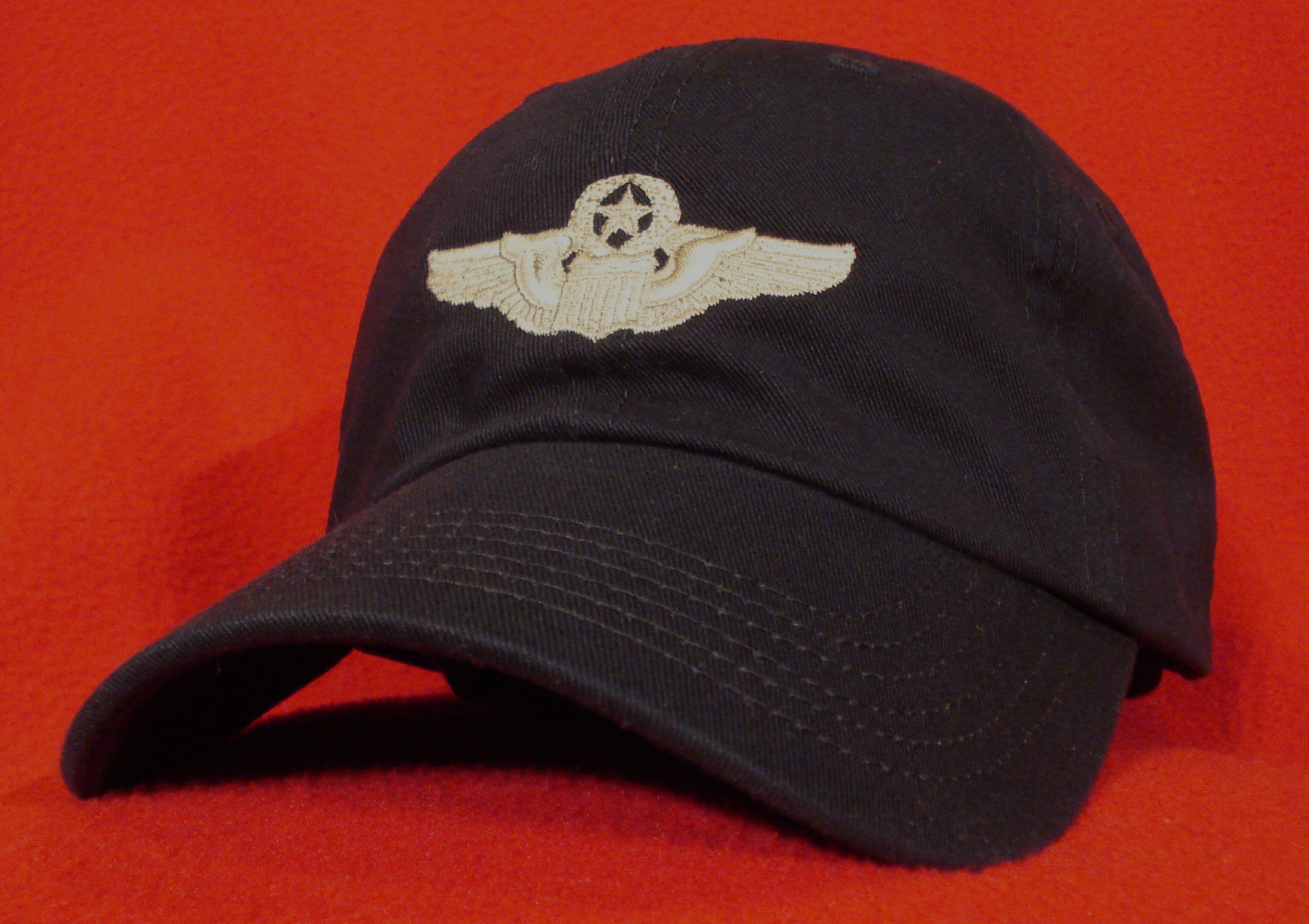 Air Force Pilot Wings Ball Caps Online Hats By Pilot Ball