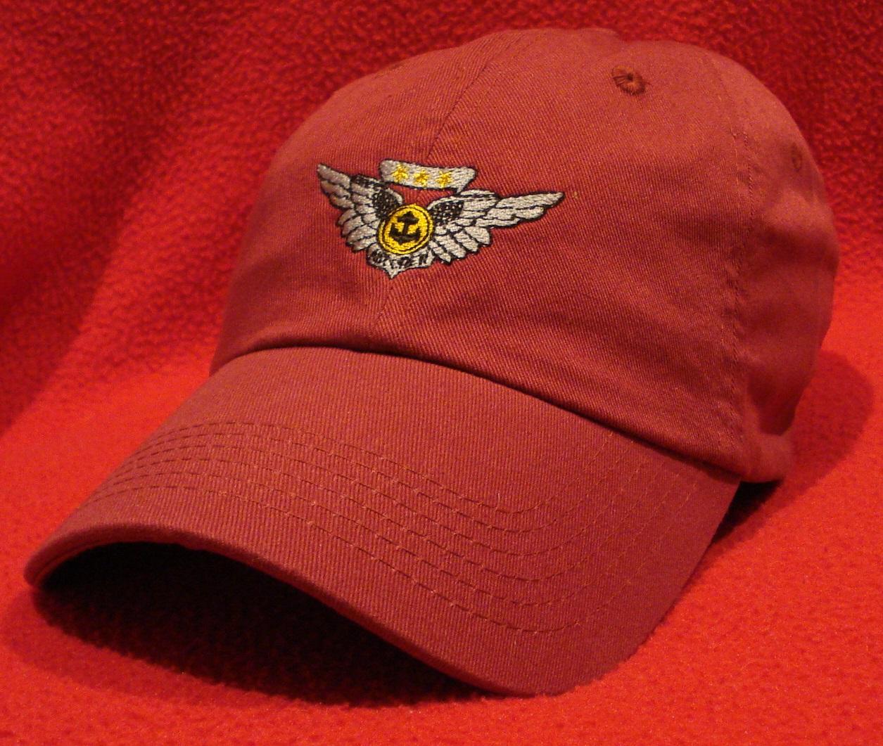 Marine Aviation Wings Ball Caps For Usmc Usn And Uscg Aviators