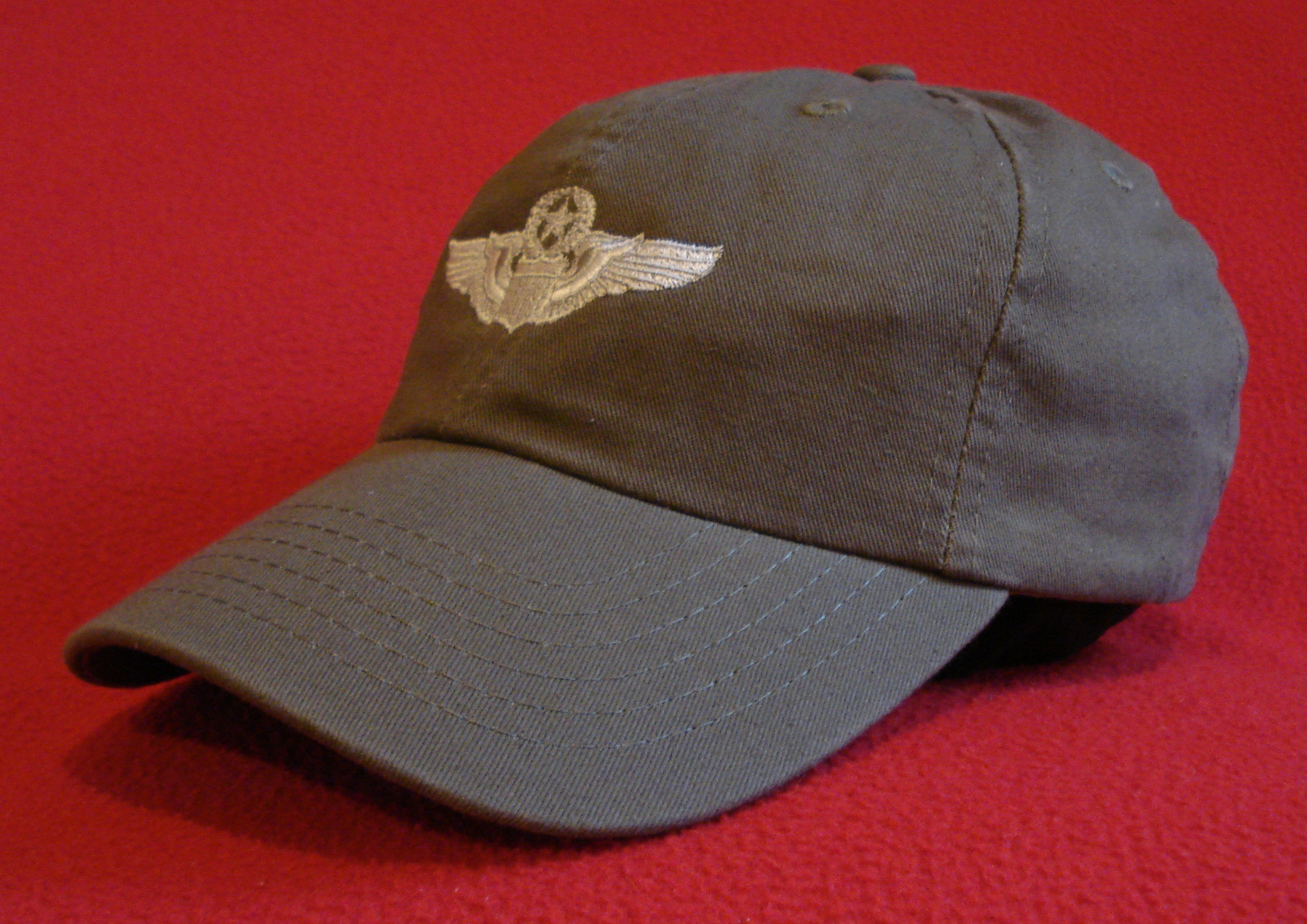 Air Force Command Pilot Wings Ball Caps By Pilot Ball Caps