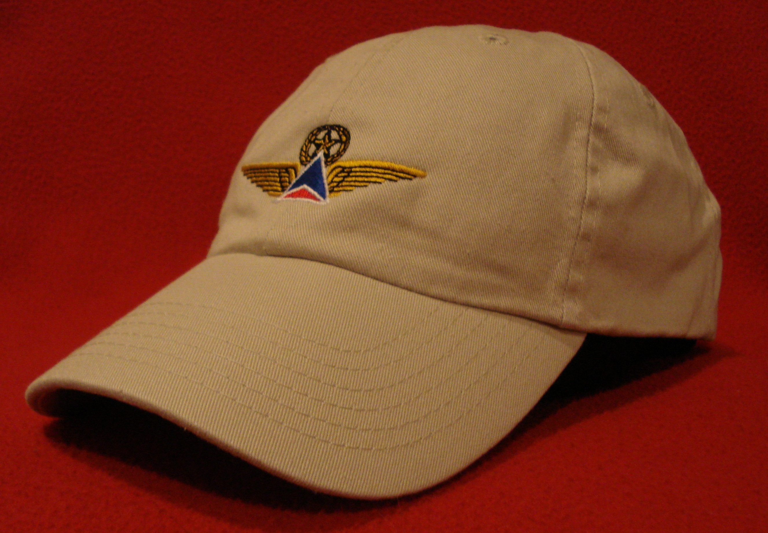 Airline Pilot Flight Crew Wings Hats By Pilot Ball Caps