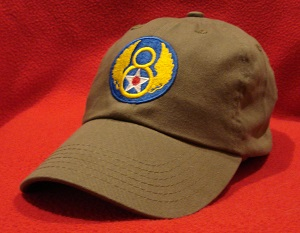 8th Air Force emblem hat