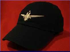 American Airlines Captain Pilot wings hat