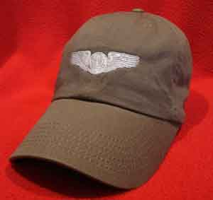 USAF Basic Aircrew Wings hat