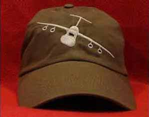 USAF C-5 Galaxy ball cap
