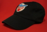 Continental Airlines retro logo ball cap