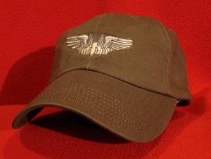 Aerial Gunner's wings hat