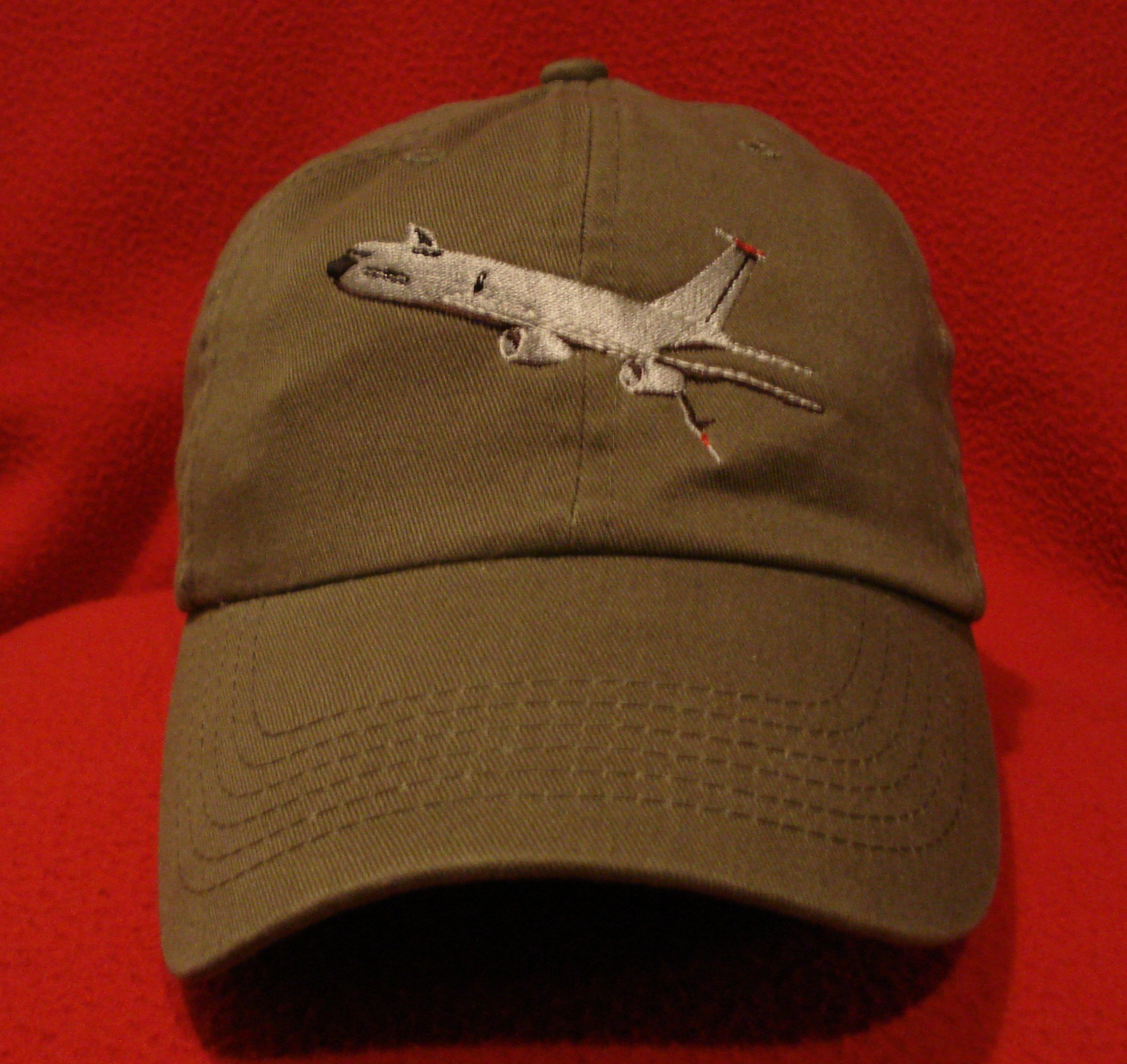 2451e27e15f Military Aircraft ball caps are 100% Chino cotton