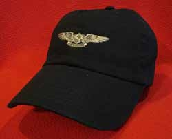 NEAWS wings hat