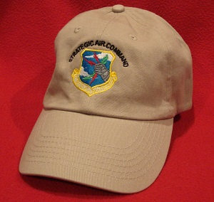 Strategic Air Command hat