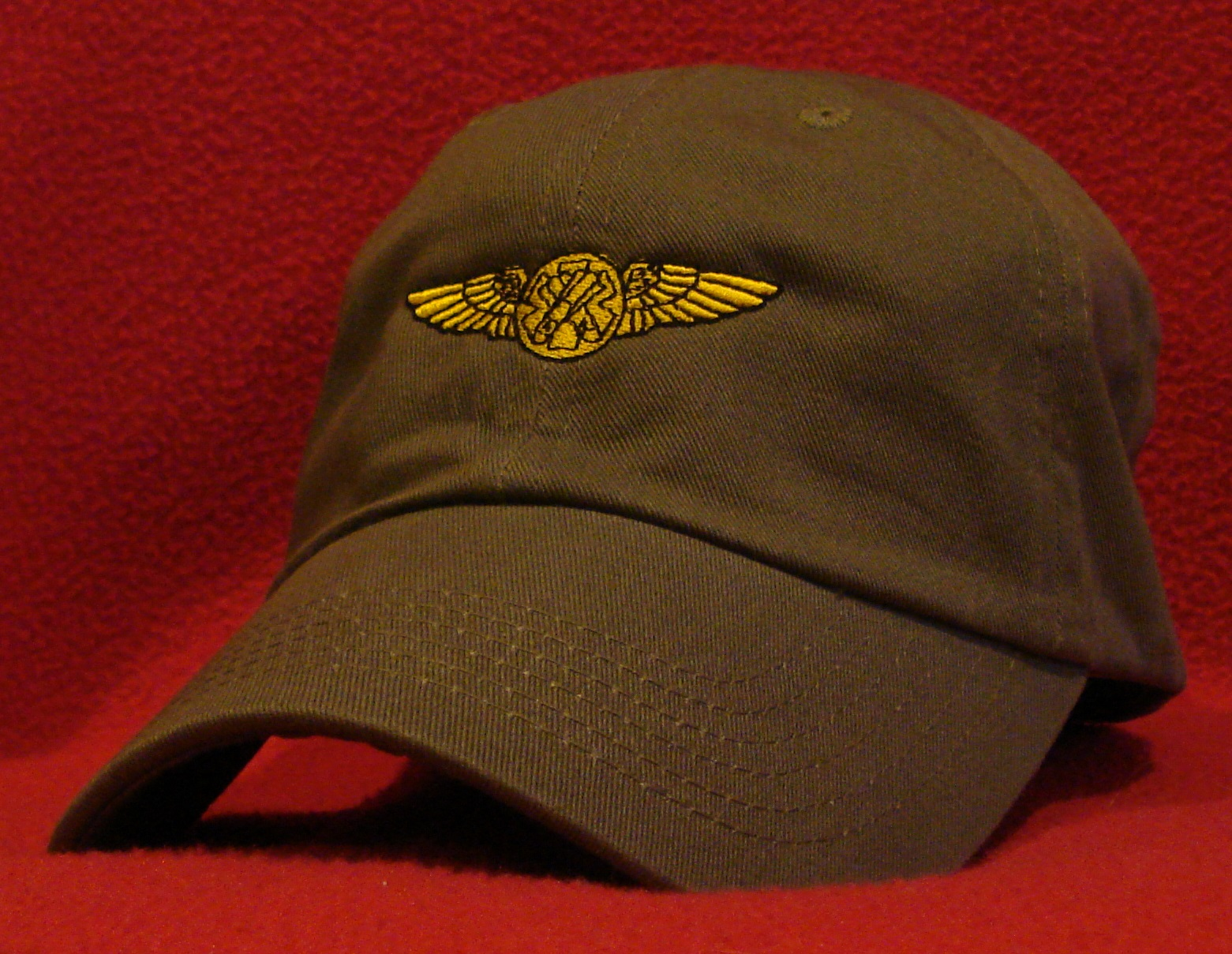05995b45d14 Coast Guard Navy Rescue Swimmer wings hat