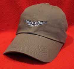 Army Basic Aircrew wings ball cap