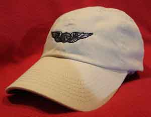 Army Aviator wings hat