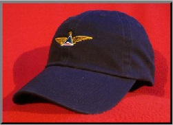 Delta First Officer wings hat
