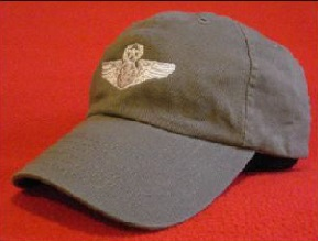usaf aircrew wings hat