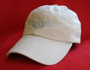 USAF Senior Aircrew wings hat